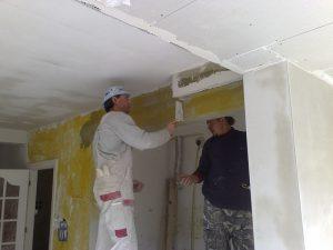 Stucwerk Novorenovation